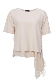 Блузка TWIN-SET PS828Q/18.2. Купить за 16900 руб.