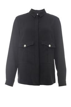 Рубашка VERSACE BD20128BT20634/18.1. Купить за 10430 руб.