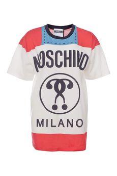 Футболка MOSCHINO 3XT07019140/18.1. Купить за 8385 руб.