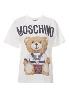 Футболка MOSCHINO ET07049540/18.1. Купить за 8385 руб.