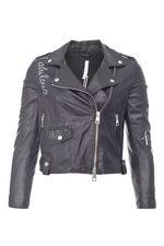 Куртка качественная, мягкая кожа, размер соответствует.Кристина, г.Москва