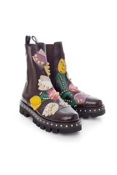 Ботинки DOLCE & GABBANA CT0238AD807/18.2. Купить за 37590 руб.