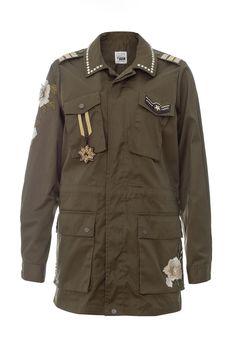 Куртка TWIN-SET YS826B/18.2. Купить за 8369 руб.