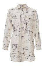 Рубашка идеально подошла, в других магазинах значительно дороже, даже со скидками.Марина Викторовна