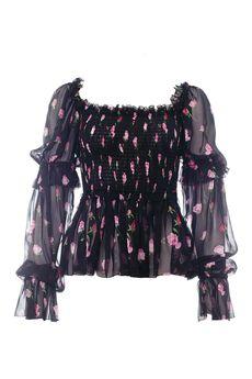 Блузка DOLCE & GABBANA F71A3THS1O7/18.1. Купить за 24395 руб.