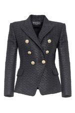 Здравствуйте! На сайте указаны итальянские размеры, данный пиджак BALMAIN остался один в 40 размере, что соответствует российскому 42.С уважением, служба поддержки клиентов JUSTMODA.RU