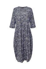 Платье INTREND21 серого цвета с рисунком.В настоящее время на данную модель дополнительных скидок нет. http://justmoda.ru/50287/