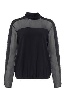 Блузка TWIN-SET A6TTA628A/17.1. Купить за 8940 руб.