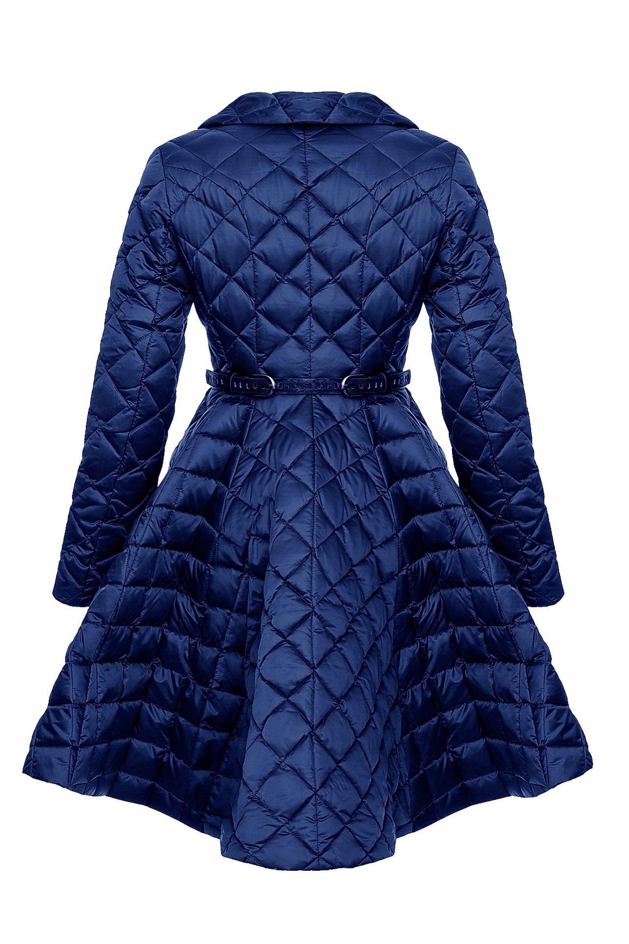 Модно пальто на пуховик