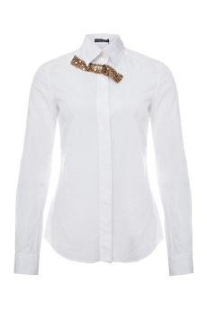 Посмотреть Рубашка DOLCE & GABBANA для женщин можно купить за 13480р со скидкой 60%