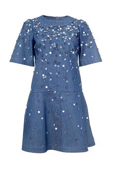 Посмотреть Платье DOLCE & GABBANA для женщин можно купить за 79750р со скидкой 50%