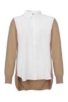 Посмотреть Рубашка TWIN-SET для женщин можно купить за 14500р