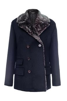 Посмотреть Пальто DOLCE & GABBANA для мужчин можно купить за 86250р со скидкой 50%