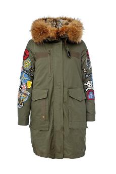 Посмотреть Куртка LETICIA MILANO для женщин можно купить за 29500р