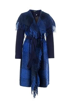 Посмотреть Пальто TWIN-SET для женщин можно купить за 22320р со скидкой 20%