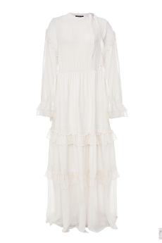 Посмотреть Платье TWIN-SET для женщин можно купить за 17100р со скидкой 40%