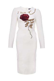 Посмотреть Платье DOLCE & GABBANA для женщин можно купить за 85925р со скидкой 65%